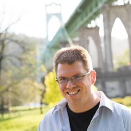 Matt Wastradowski - Author Photo - Photo by CorriAnne Photography + Design